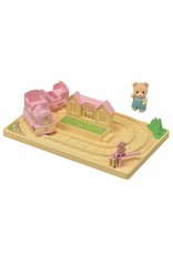 Calico Critters Baby Choo Choo Train