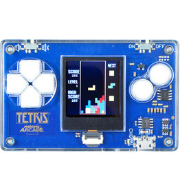 Super Impulse Micro Arcade Tetris