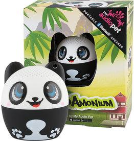 My Audio Life Pandamonium Panda Portable Bluetooth Speaker