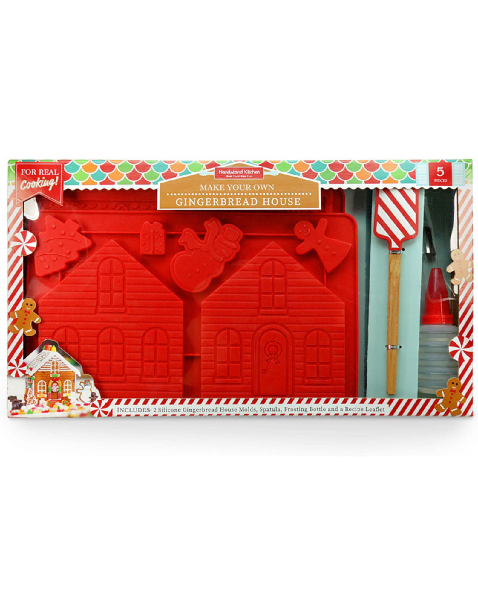 Handstand Kitchen Make Your Own Gingerbread House