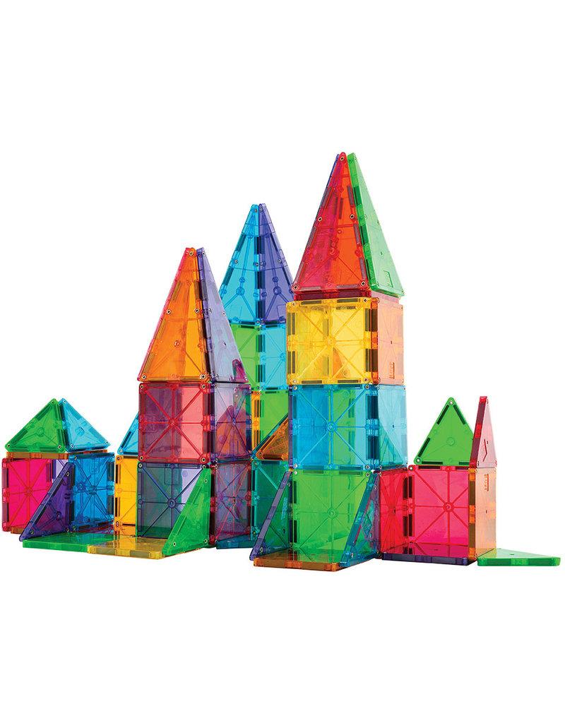 Magna-Tiles Magna-Tiles 100-Piece Set - Clear