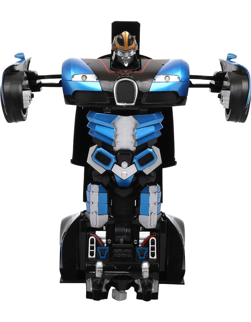 Odyssey Auto Moto Transforming Robot Car