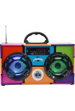 Wireless Express Boom Box - Retro
