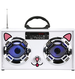 Wireless Express Boom Box - Kawaii Cat