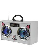 Wireless Express Boom Box - Kawaii Cat