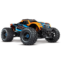 Traxxas 890764 - X-MAXX 4S Orange