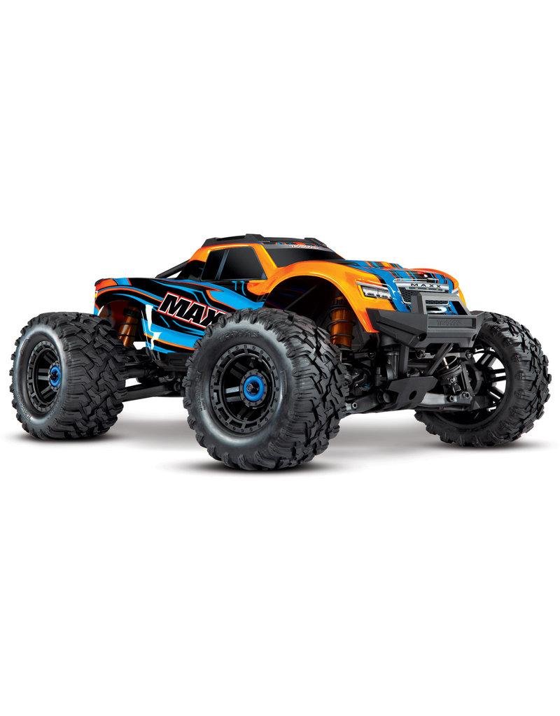 Traxxas 890764 - X-MAXX 4S Orange