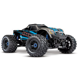 Traxxas 1/10 MAXX  Brushless 4WD Monster Truck - Blue