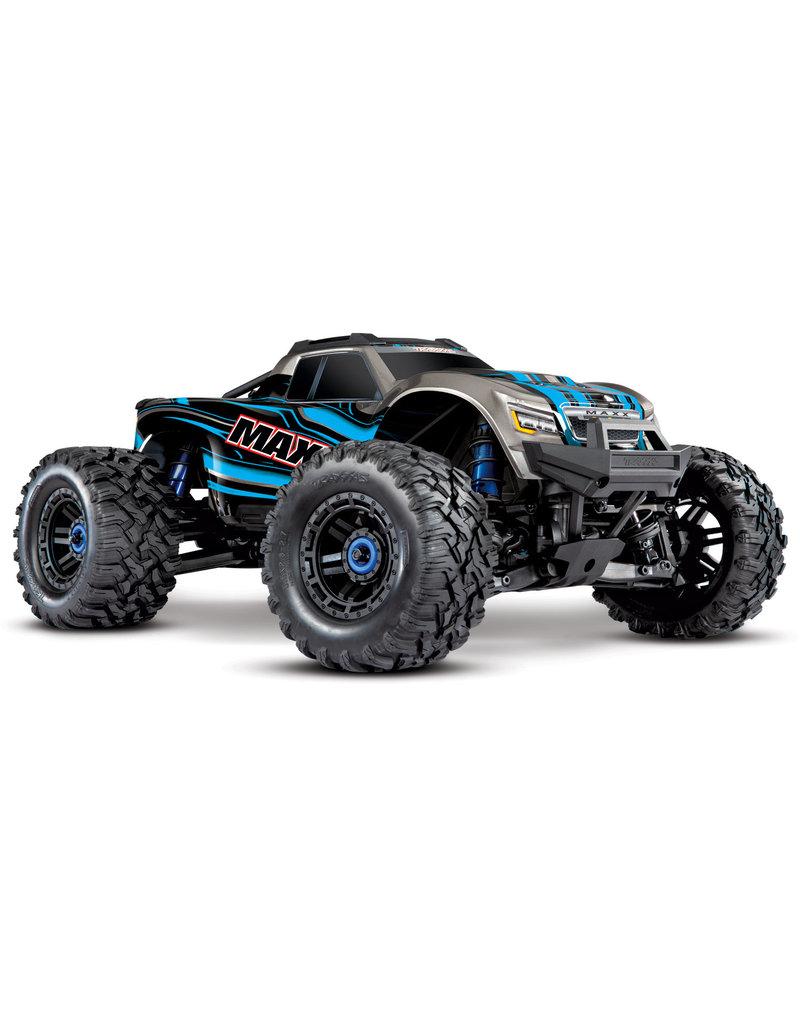 Traxxas 890764 - X-MAXX 4S Blue