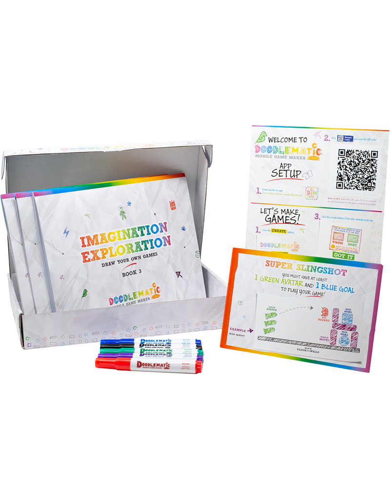 Tink Digital Doodlematic Mobile Game Maker