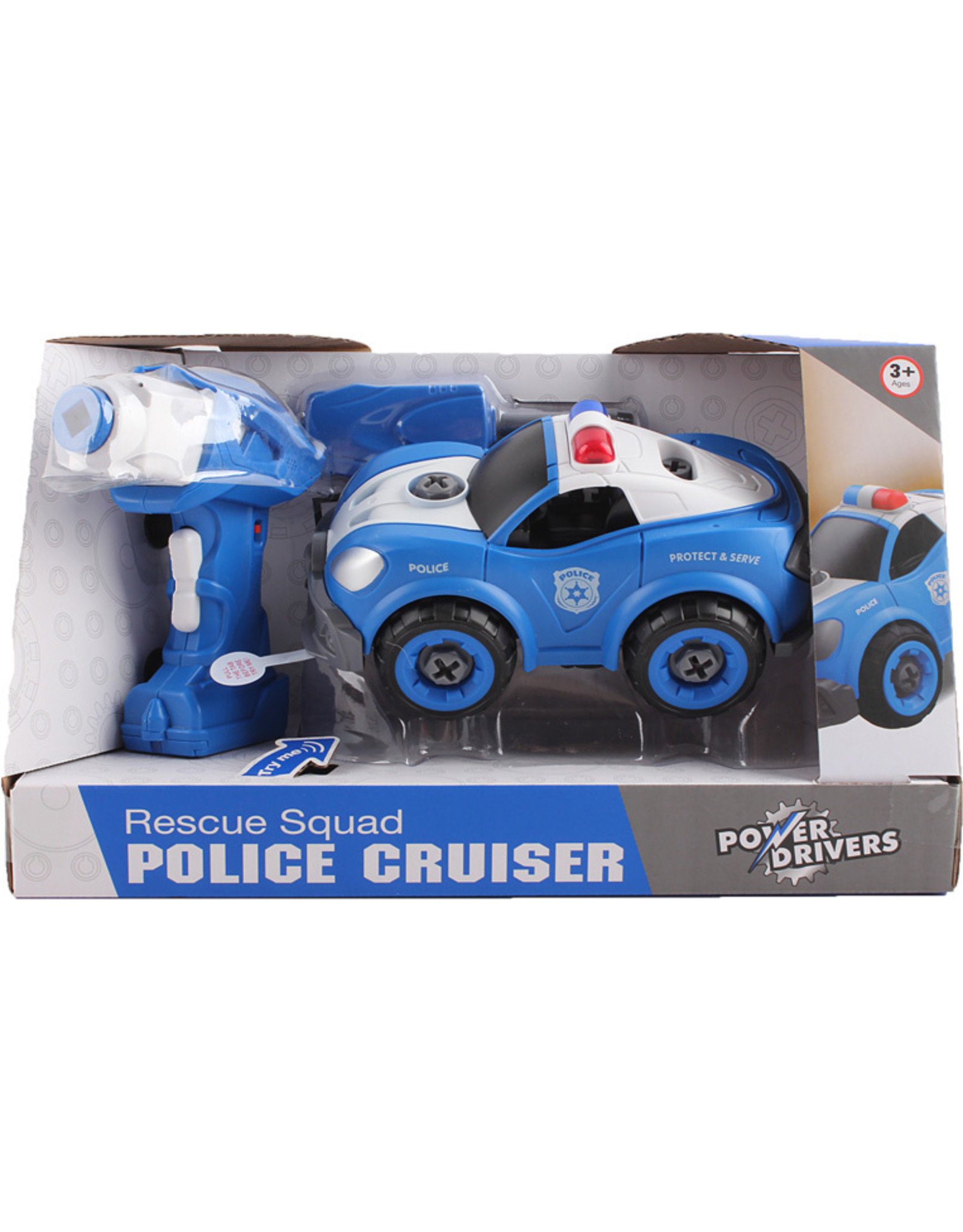 Flybar RC Sound Police Car