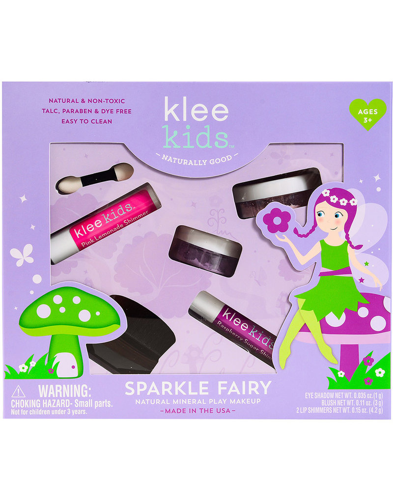 Klee Naturals Sparkle Fairy Natural Play Makeup Kit