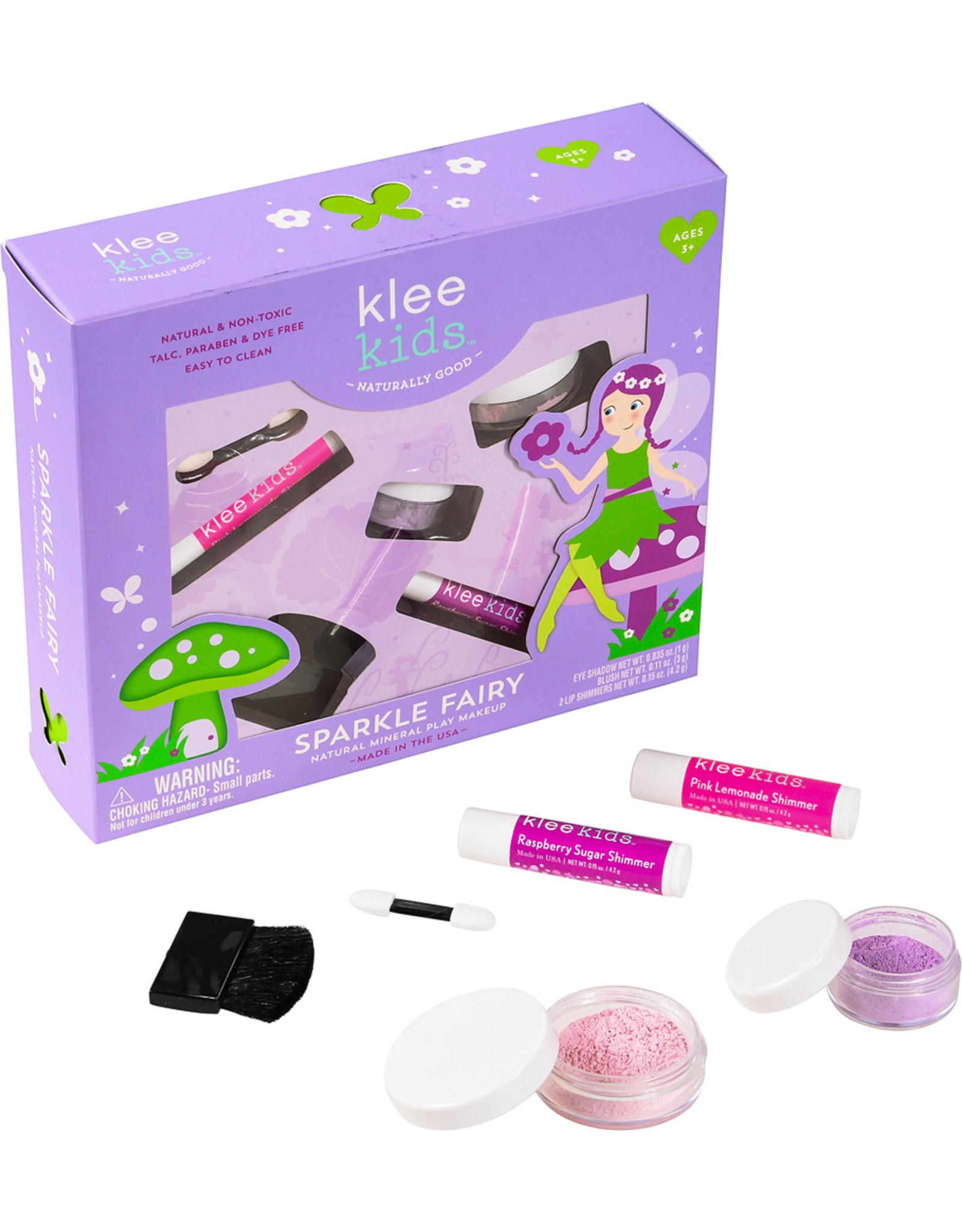 Klee Naturals Sparkle Fairy Natural Play Makeup Kit