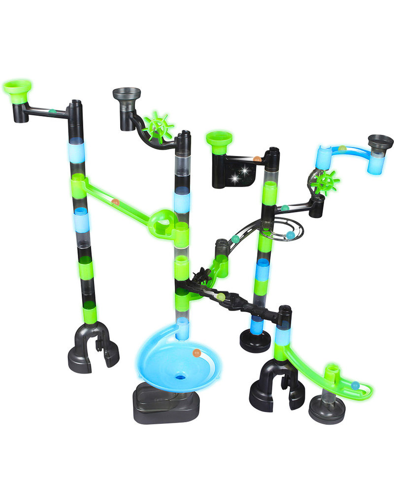 marble genius Space Lights & Sounds Marble Run