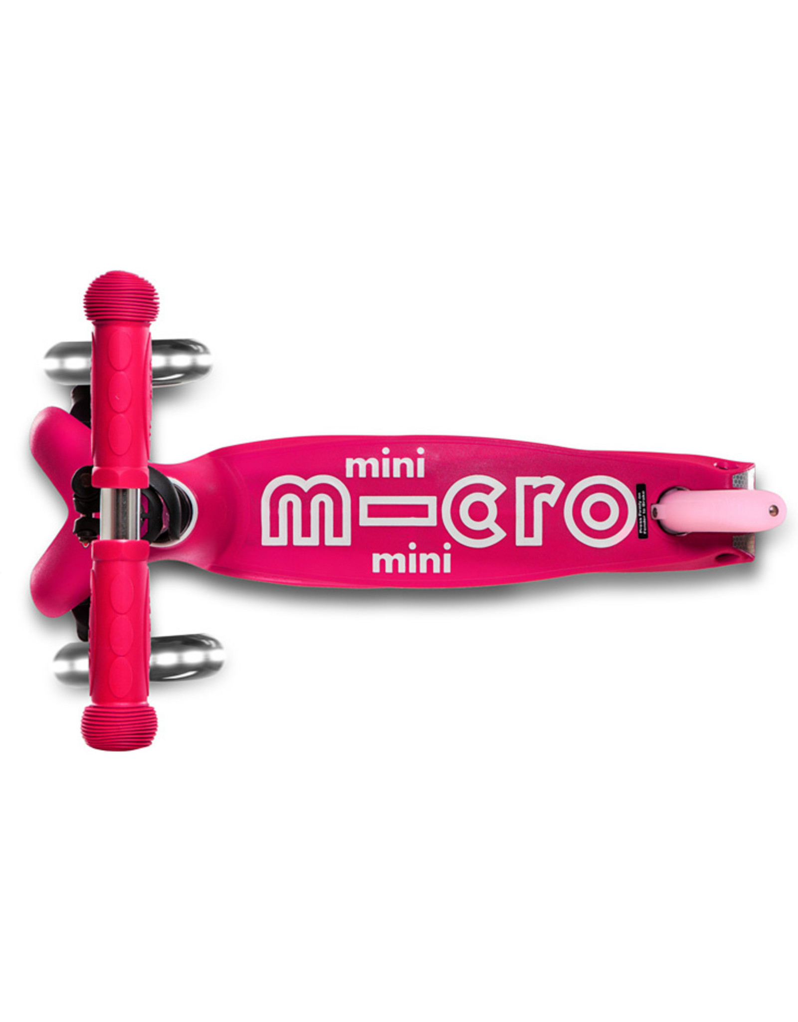 Micro Kickboard Micro Mini Deluxe LED Pink Scooter