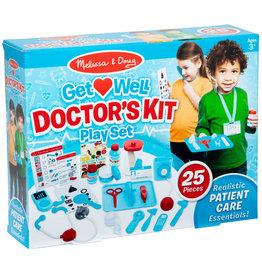Melissa & Doug Get Well Doctor's Kit