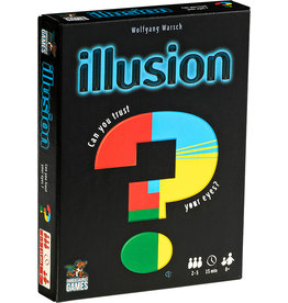 Pandasaurus Games Illusion