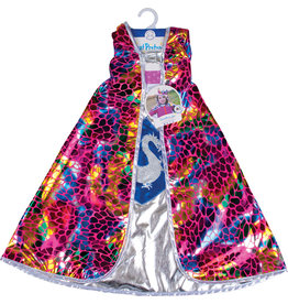 Great Pretenders Dragon Knight Cape Multi/Silver Size 5-6