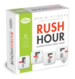 Thinkfun Brain Fitness Rush Hour