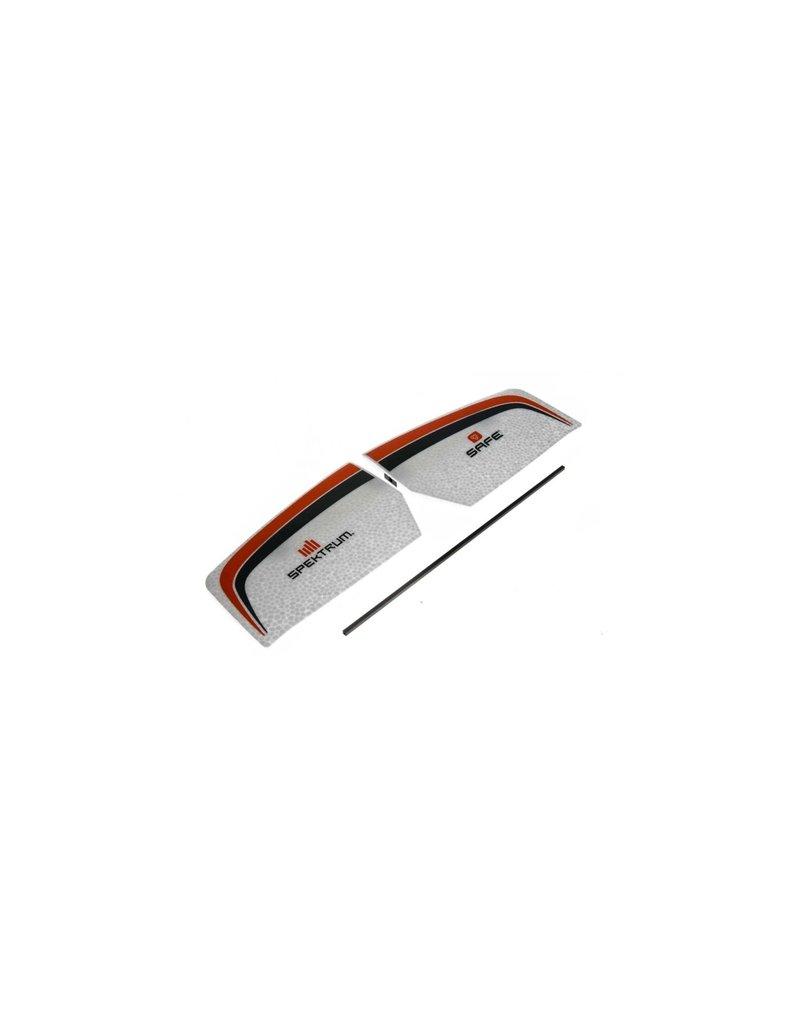 HobbyZone 3804 - Horizontal Fin Set: AeroScout