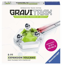 Ravensburger GraviTrax - Volcano Expansion Set