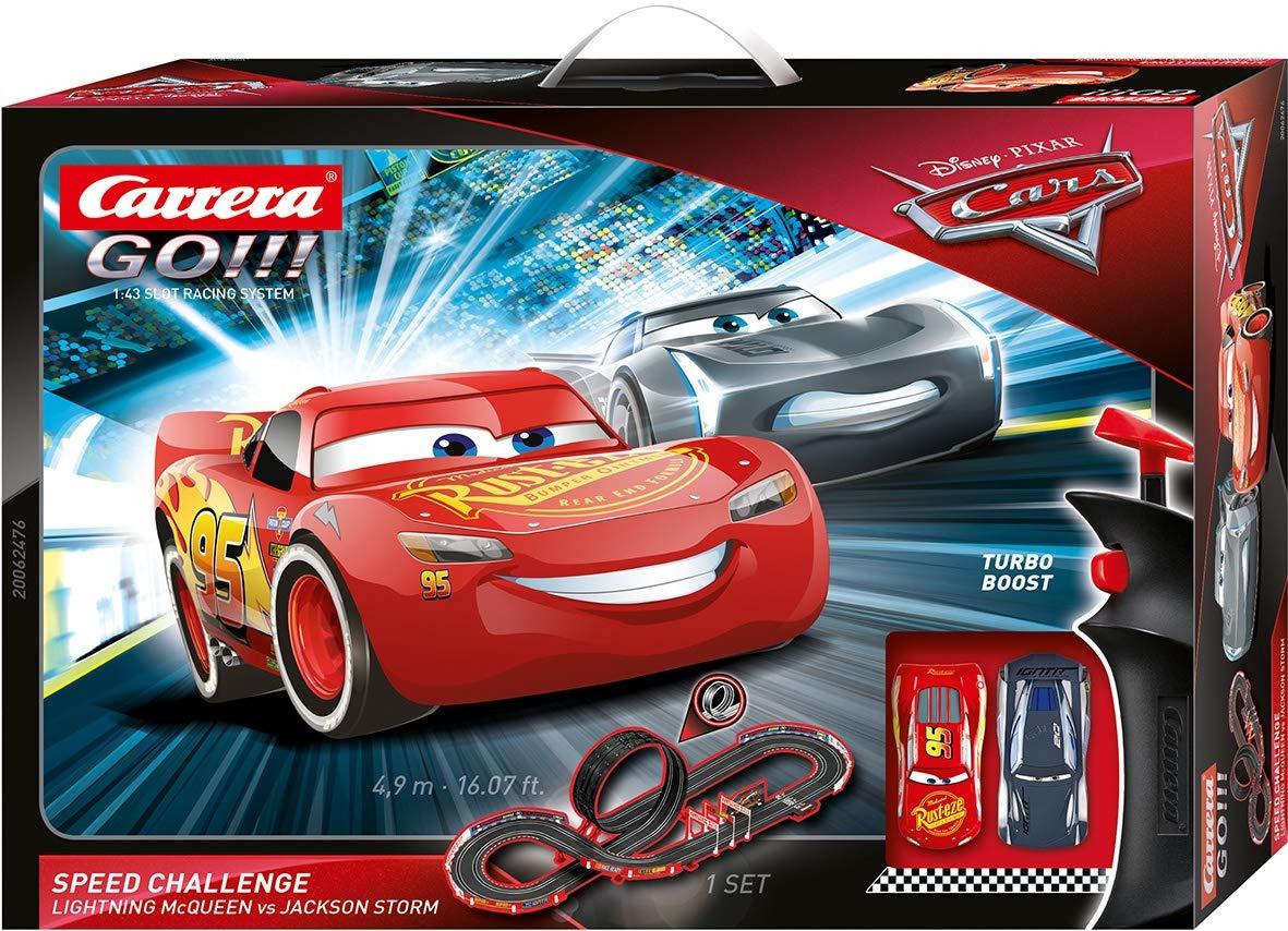 Disney Cars Speed Challenge Carrera Go Hub Hobby