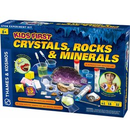 Thames & Kosmos Kids First Crystals, Rocks & Minerals