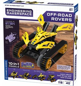Thames & Kosmos Off-Road Rovers /4