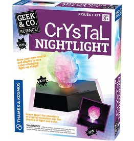 Thames & Kosmos Crystal Nightlight /5