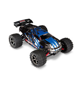Traxxas 1/16 E-Revo VXL w/TSM Brushless Monster Truck - Blue