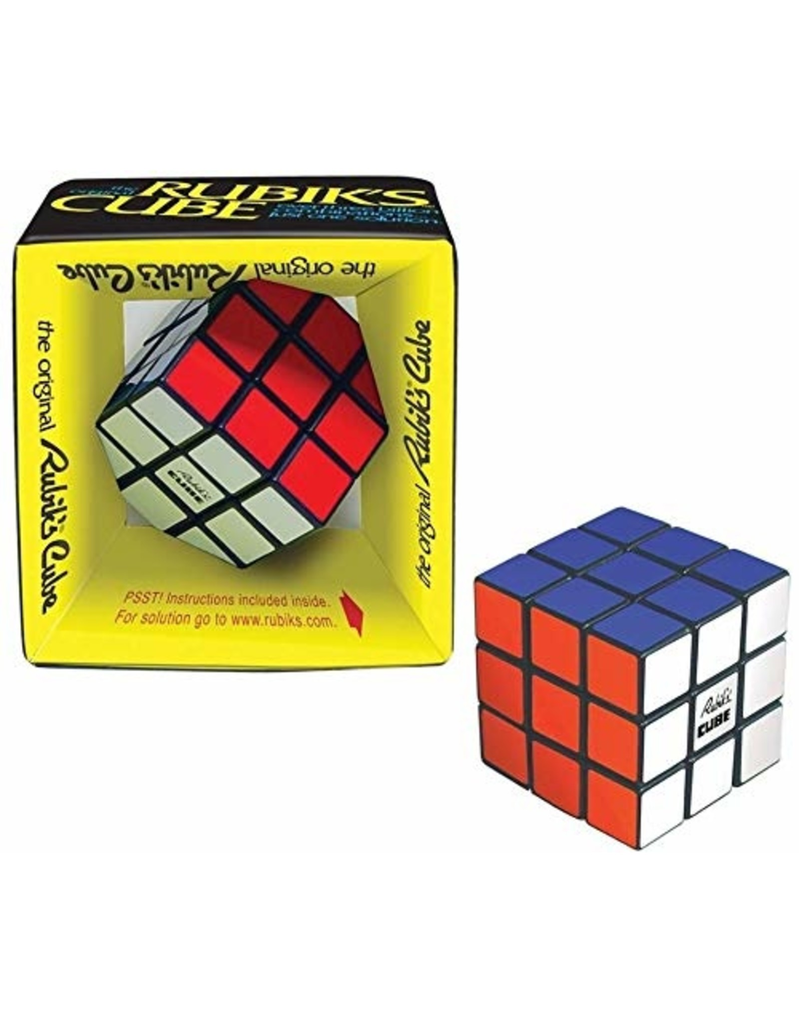Winning Moves Original Rubik's Cube