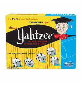 Winning Moves Yahtzee - Classic Edition