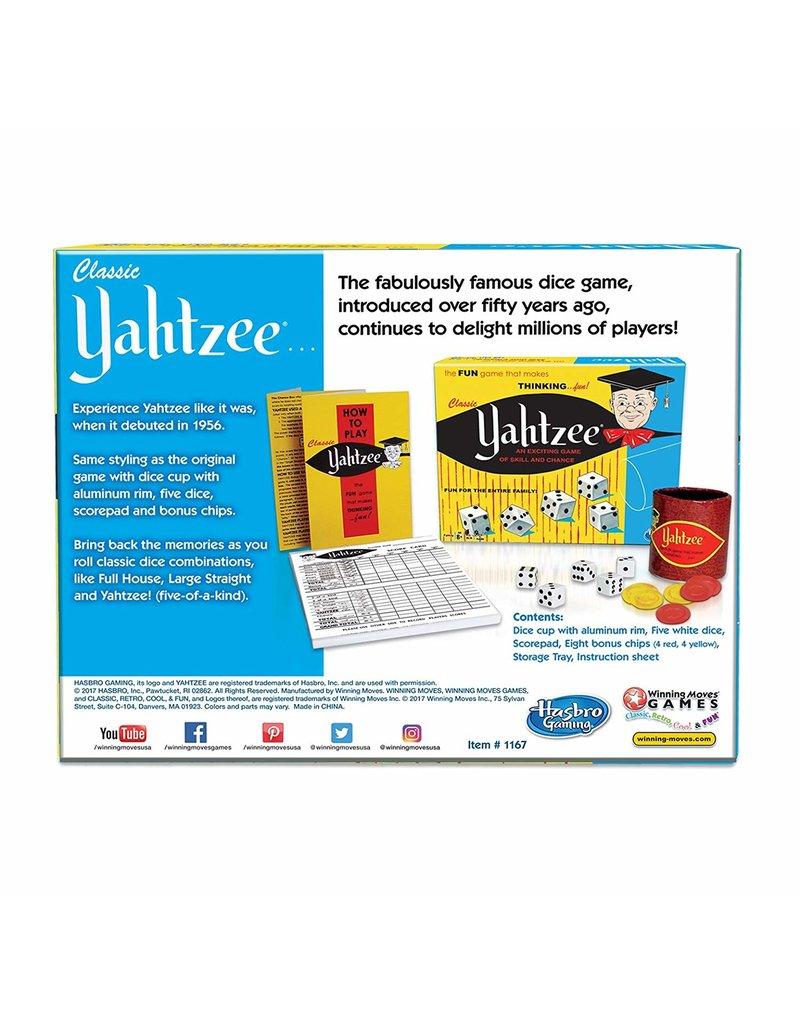 Winning Moves Yahtzee - Classic Edition