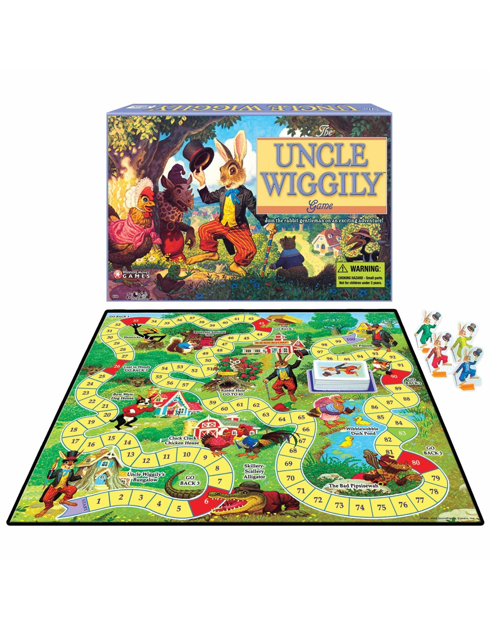 Winning Moves Uncle Wiggily®