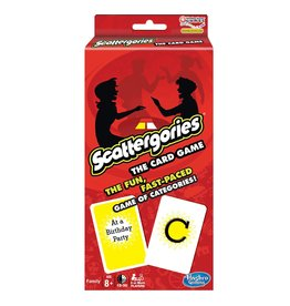 Winning Moves Scattergories®  The Card Game