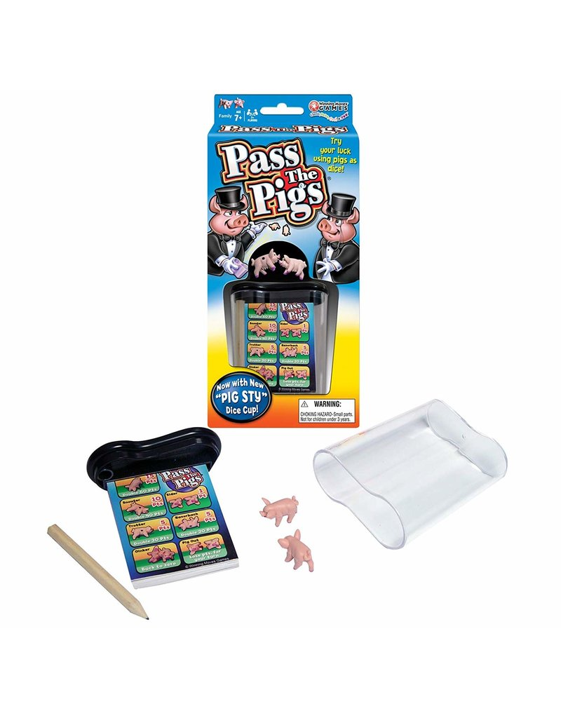 Winning Moves Pass The Pigs®