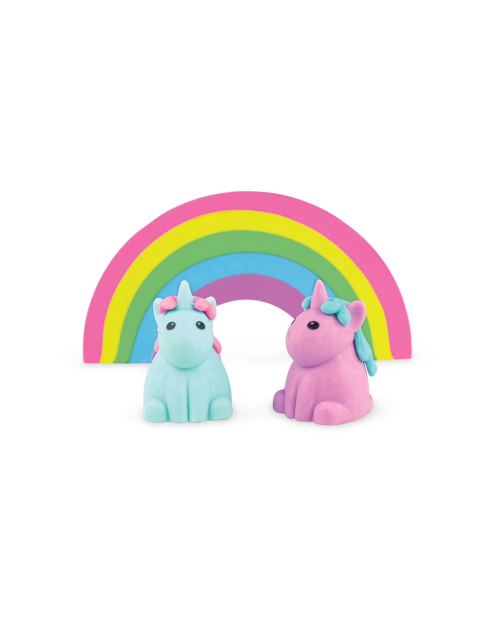 Ooly Unique Unicorns Strawberry Scented Erasers