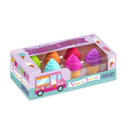 Ooly Petite Sweets Ice Cream Shoppe Scented Erasers
