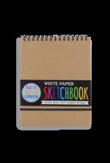 Ooly DIY White Paper Sketchbook