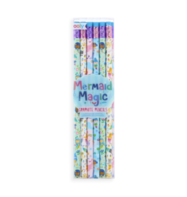 Ooly Mermaid Graphite Pencils Set