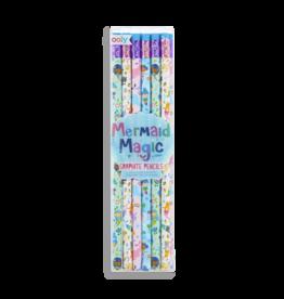Ooly Mermaid Graphite Pencils Set