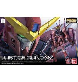 Bandai #09 Justice Gundam RG