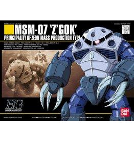 Bandai #6 Z'Gok Mobile Suit