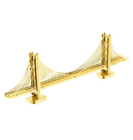 Fascinations Golden Gate Bridge - Gold - Metal Earth