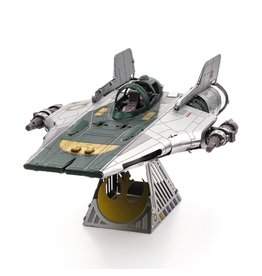 Fascinations Resistance A-Wing Fighter - Metal Earth