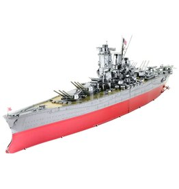 Fascinations Metal Earth - Yamato Battleship ICX