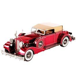 Fascinations 1934 Packard Twelve Convertible - Metal Earth