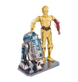 Fascinations Metal Earth - SW R2-D2 & C3PO Gift Set