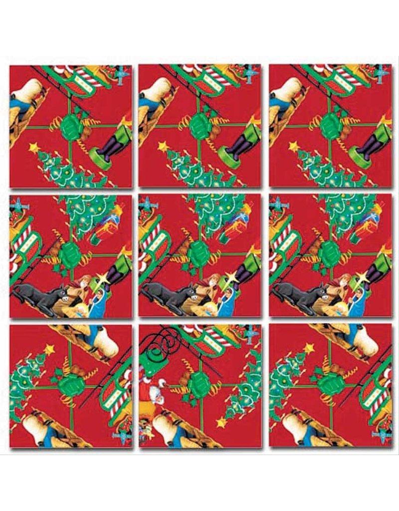 b.dazzle, inc. Christmas Scramble Squares