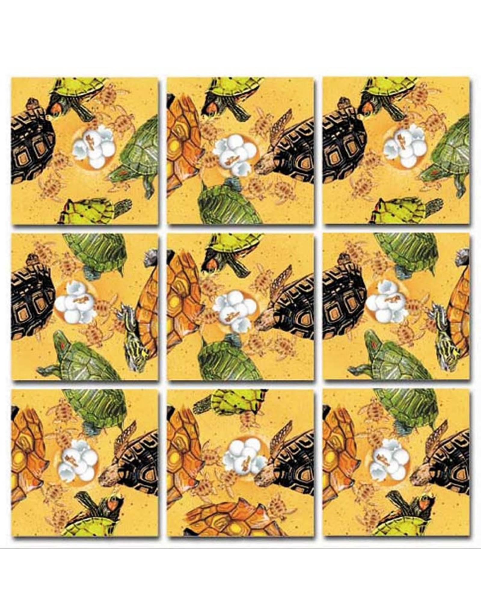 b.dazzle, inc. Turtles Scramble Squares